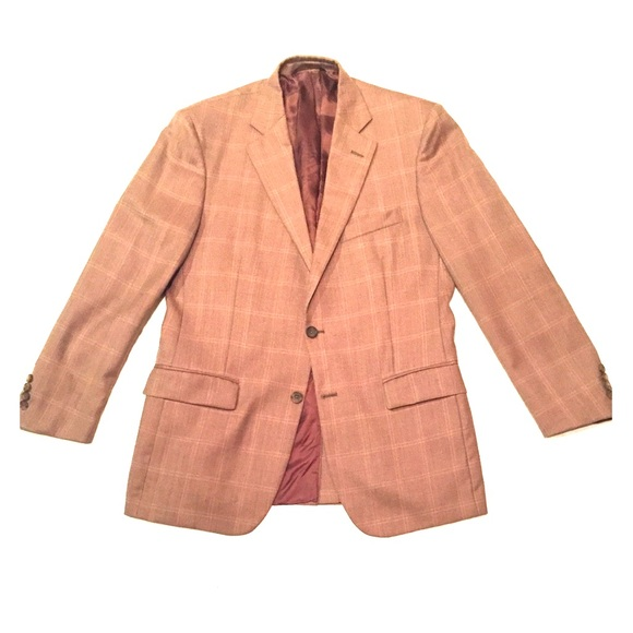 Brooks Brothers Other - Brooks Brothers Butterscotch 346 Wool Blazer
